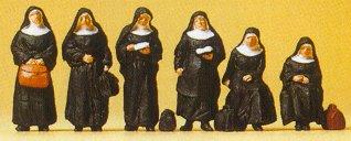 Preiser 10402 - Nuns w/luggage         6/