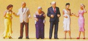 Preiser 10436 - Formal Guests 6/