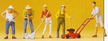 Preiser 10463 - Gardeners 5/