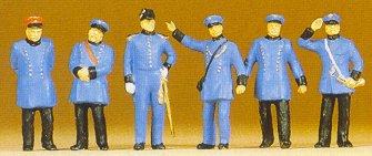 Preiser 12134 - RR personnel Bavarian