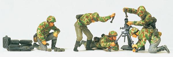 Preiser 16541 - Fighting Mortar Crew
