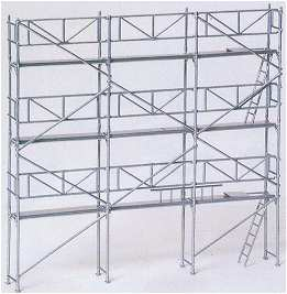 Preiser 17180 - Scaffolding Kit