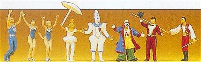 Preiser 20254 - Circus performers      8/