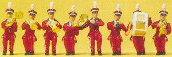 Preiser 20259 - Seated Circus Band     8/