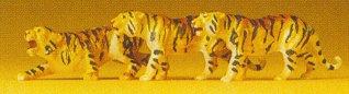 Preiser 20380 - Tigers                 3/