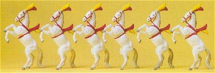 Preiser 20382 - Performing show horse  6/
