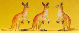 Preiser 20392 - Kangaroos              3/