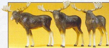 Preiser 20393 - Moose                  3/