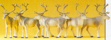 Preiser 20394 - Reindeer               6/