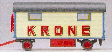 Preiser 21017 - Luggage van w/wndw kro BU
