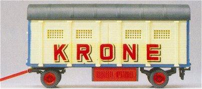 Preiser 21018 - Circus anml wag krone BU