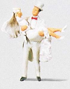 Preiser 28029 - Wedding Couple