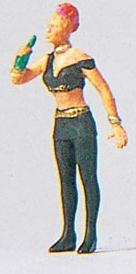 Preiser 28047 - Female Punk