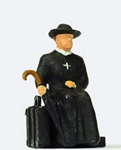 Preiser 28105 - Reverend waiting Train