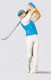 Preiser 29006 - Golf Player