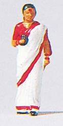 Preiser 29050 - Indian Woman w/Sari