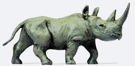 Preiser 29521 - African Rhinoceros #1