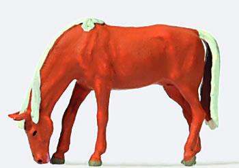 Preiser 29530 - Grazing Horse