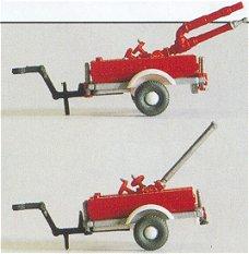 Preiser 31114 - Water cannon