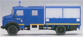 Preiser 31168 - MB LA 911 fire truck