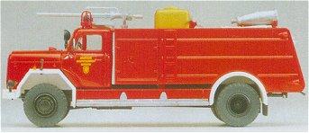 Preiser 31202 - Magirus F200D FD water tk