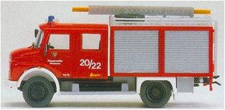 Preiser 31248 - MBTLF16 FD pumper truck