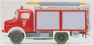 Preiser 31252 - MB LAF911 FD emer vehicle