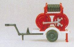 Preiser 31254 - Ziegler FD hose trailer