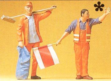 Preiser 45008 - Road Workers