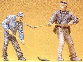 Preiser 45023 - Construction workers