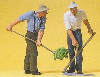 Preiser 45085 - Harvest workers        2/
