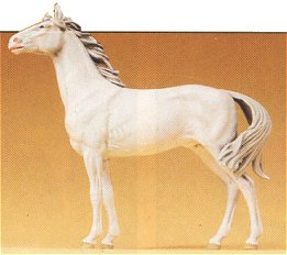 Preiser 47021 - Horse Standing