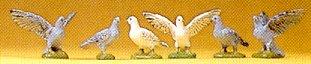 Preiser 47084 - Pigeons                4/