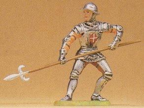 Preiser 52004 - Knight prryng w/pike 1:25