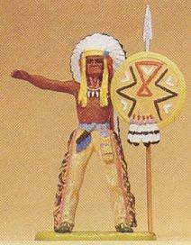 Preiser 54602 - Indian chief