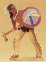 Preiser 54610 - Indian with hatchet