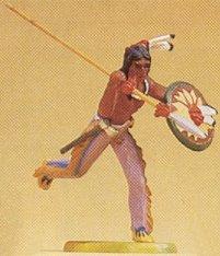 Preiser 54611 - Indian warrior running