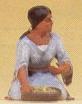 Preiser 54615 - Indian squaw kneeling