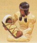 Preiser 54616 - Indian squaw w/child