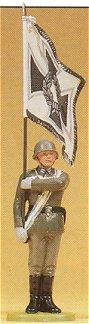 Preiser 56002 - Germ ensign-bearer