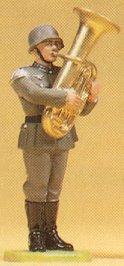 Preiser 56042 - Musician w/euphonium 1:25