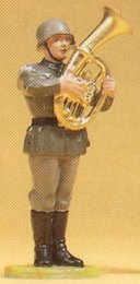 Preiser 56043 - Musician w/horn 1:25