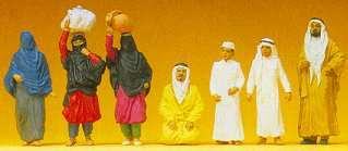 Preiser 68207 - Arabs 1:50