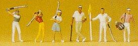 Preiser 79072 - Golfers                6/