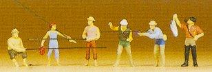 Preiser 79077 - Fishermen              6/