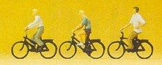 Preiser 79089 - Cyclists