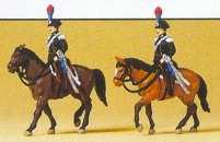 Preiser 79151 - Guards on Hrsbck,Italian