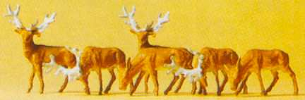 Preiser 79179 - Deer                   6/