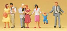 Preiser 79190 - Walking Couples