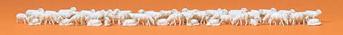 Preiser 79252 - Shepherds Flock 60/